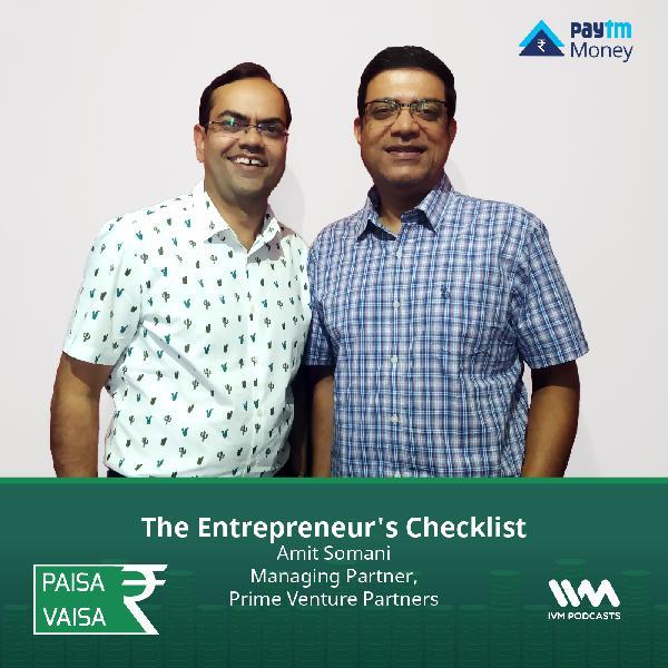 Ep. 176: The Entrepreneur's Checklist
