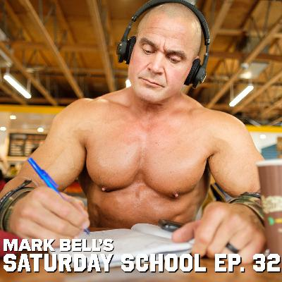Mark Bell's Saturday School EP. 32 - How To Embrace Something NEW