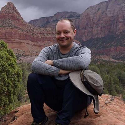 14. Scott Turner: National Parks and Day Hikes