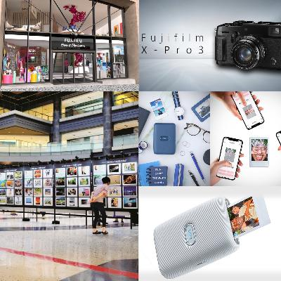 Fujifilm e o legado como chave para a inovação 📷