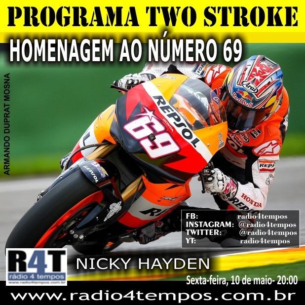 Rádio 4 Tempos - Two Stroke 67