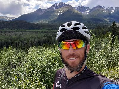 Interview 046: Chris Panasky | Bike Touring, Bikepacking and Podcasting