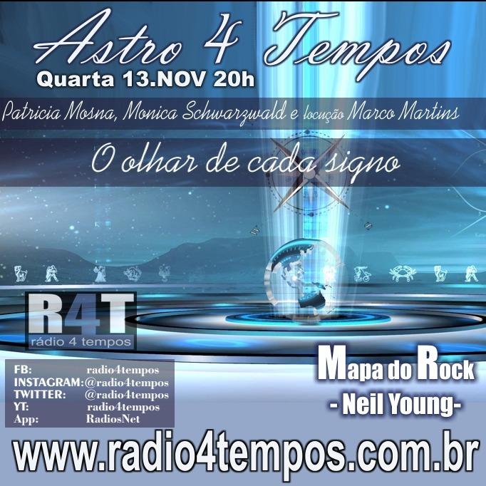 Rádio 4 Tempos - Astro 4 Tempos 24:Rádio 4 Tempos