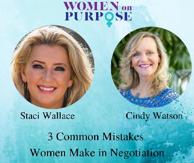 049: 3 Common Mistakes Women Make When Negotiating