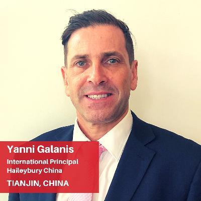 081: Episode 39 - Yanni Galanis