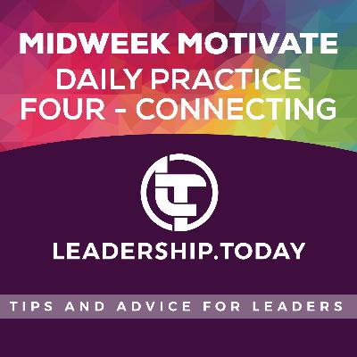 Midweek Motivate - Daily Practice Four - Connecting