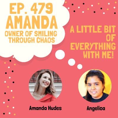 Amanda Hudes - Owner of Smiling Through Chaos