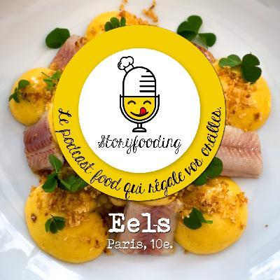 @Eels, Paris 10e: Adrien Ferrand, un jeune espoir de la gastronomie à surveiller.