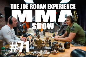 JRE MMA Show #71 with Rico Verhoeven
