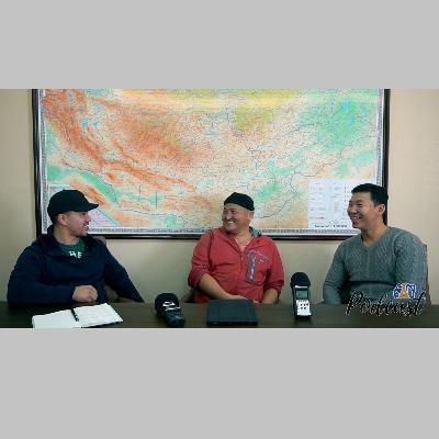"""""""Автохим"""" podcast Episode 28: Диваажингийн орны тухай, Чингис хааны бурханчилсан хөрөг судлал, төвд судлалын тухай ярилцлаа"""