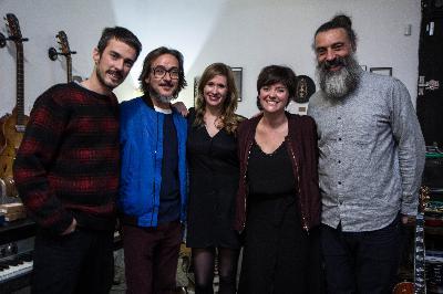 Lucía Taboada, Pucho & Martin Page y Mäbu #Luna341