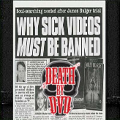 Video Nasties A-Z With Death By DVD : Don't Go In The Woods & Driller Killer