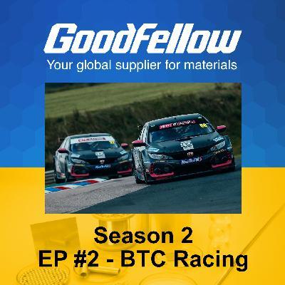 BTC Racing - Materials Inside Podcast - Season 2 EP# 2