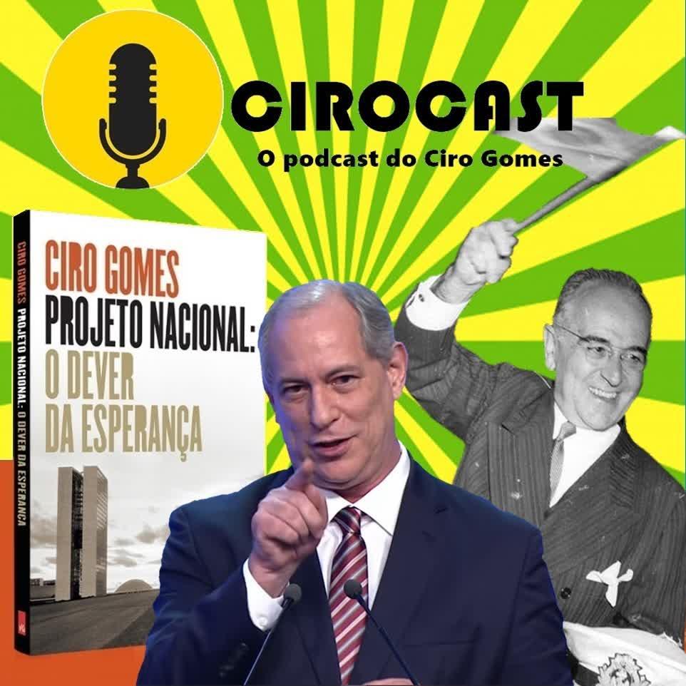 24/08/2020 | Mensagem de Ciro Gomes na homenagem a Getúlio Vargas