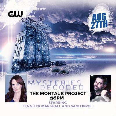 #225: The Montauk Project With Comedian  Mark Therrien