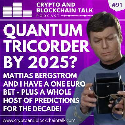 Quantum Tricorder and other Space Tech by 2025 #91
