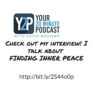 David Brower interviews Chris Shea on How To Find Peace
