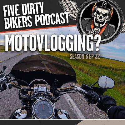 S3   EP 32 - Motovlogging in 2021