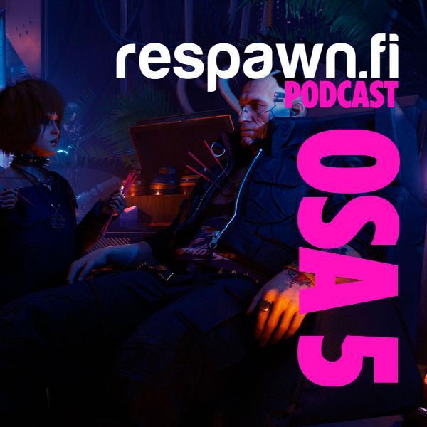 Respawn Podcast: Yllättävän yllätyksetön Gamescom ja Keijo's Theoryn kesäriennot
