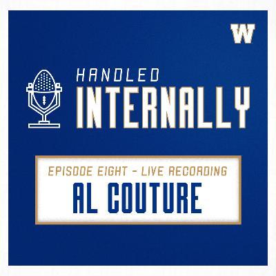 Episode 8 LIVE RECORDING - Al Couture