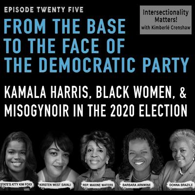 25. From the Base to the Face of the Party: Kamala Harris, Black Women & Misogynoir in the Election
