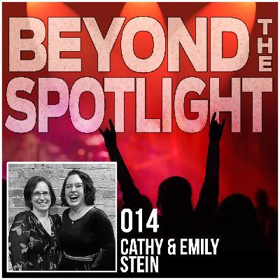 Ep. 014: Cathy & Emily Stein - Wardrobe/Dressers