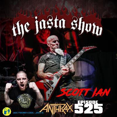 Episode #525 - Scott Ian (Anthrax)