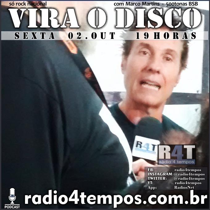 Rádio 4 Tempos - Vira o Disco 78:Rádio 4 Tempos