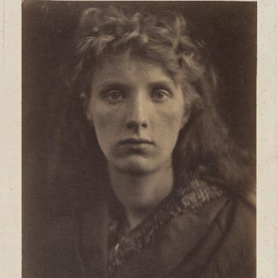 "About ""The Mountain Nymph, Sweet Liberty,"" a  Photograph by Julia Margaret Cameron Taken in 1866"