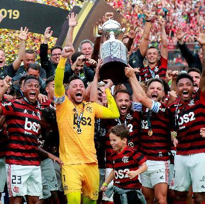 GE Flamengo #31 - Um fim de semana para a história: bastidores, momentos e visões dos títulos do Flamengo