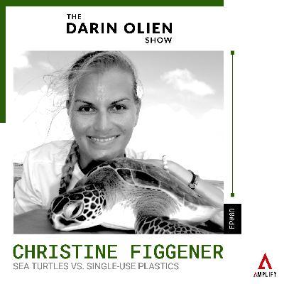 #80 Christine Figgener on Sea Turtles vs. Single-Use Plastics