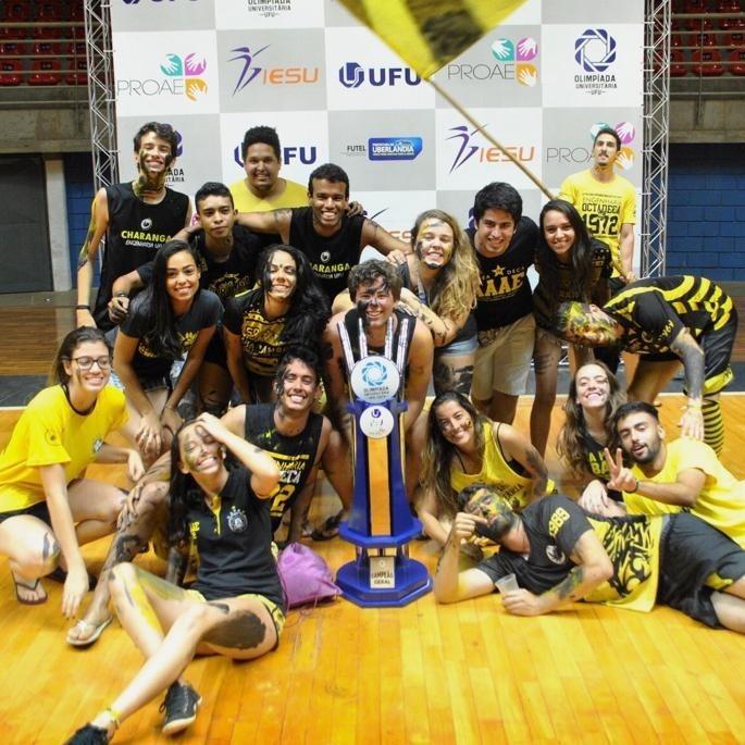 Termina Olimpíada Universitária da UFU