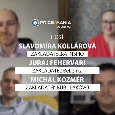 INSPIO / BeLenka /Bubulákovo: Ako nárasť s e-shopom na miliónové obraty a úspešne expandovať