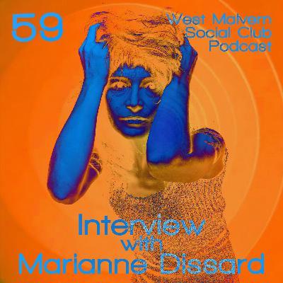 Interview with Marianne Dissard (Episode 59)