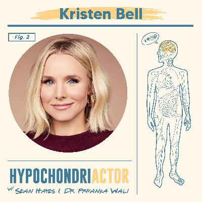 Kristen Bell / Depression, Anxiety and a side of Eczema