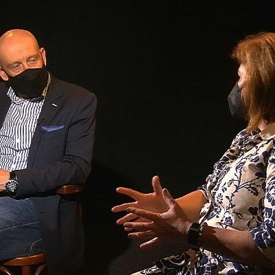 .jednoducho veda: Epidémie a pandémia s Alexandrou Bražinovou