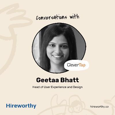 02 - Part 1 | Working in a Growth Stage Startup w Geetaa Bhatt