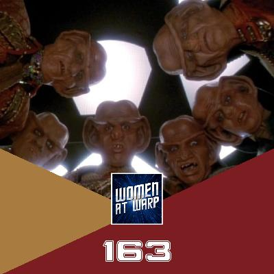 163: Teamwork In Trek