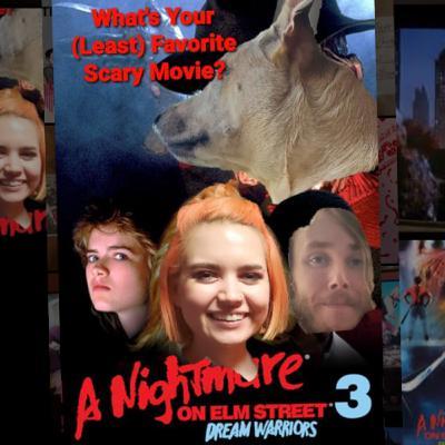 #36: A Nightmare on Elm Street 3: Dream Warriors (1987) [Bonus]