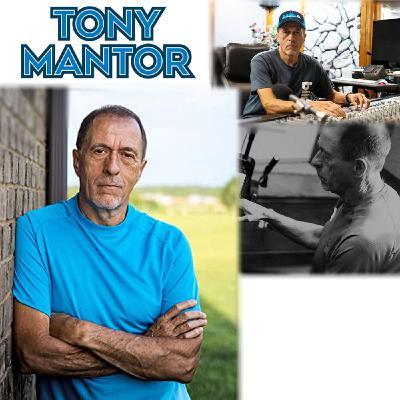 Harvey Brownstone Interviews Tony Mantor, Singer / Songwriter, Musician & Producer