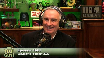 Leo Laporte - The Tech Guy: 1667