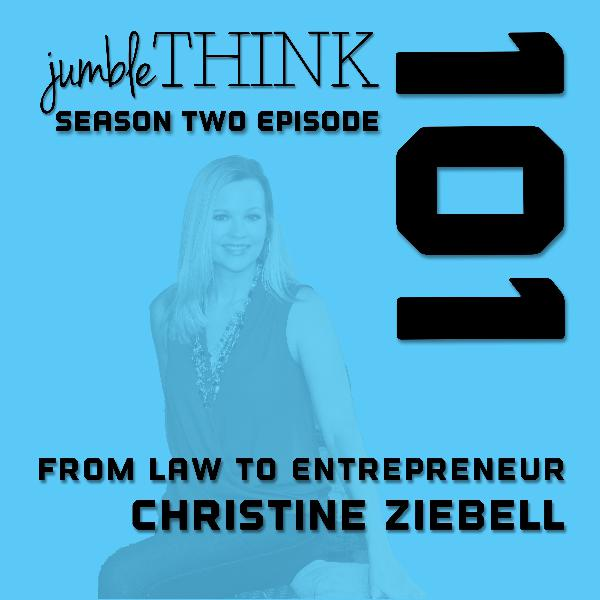From Lawyer to Entrepreneur with Christine Ziebell
