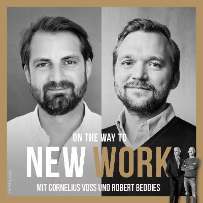 #273 mit Cornelius Voss und Robert Beddies, Co-Founder Neues Amt Altona