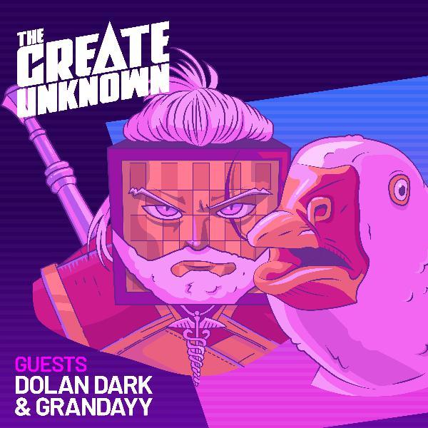 Dolan Dark & Grandayy enter The Create Unknown