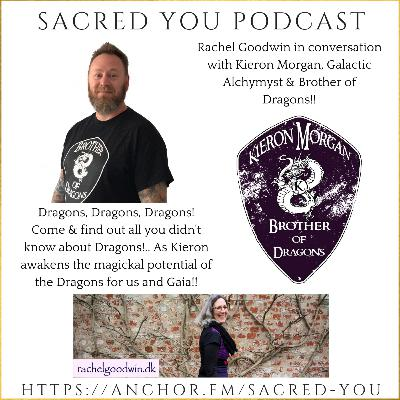 E24 - Ere Be Dragons with Kieron Morgan