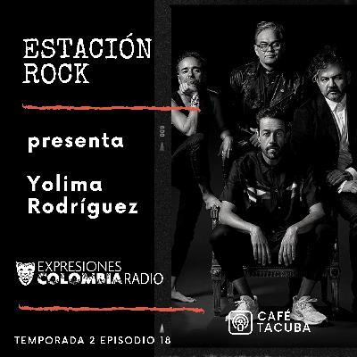 EP 35 ESTACIÓN ROCK - Café Tcvba