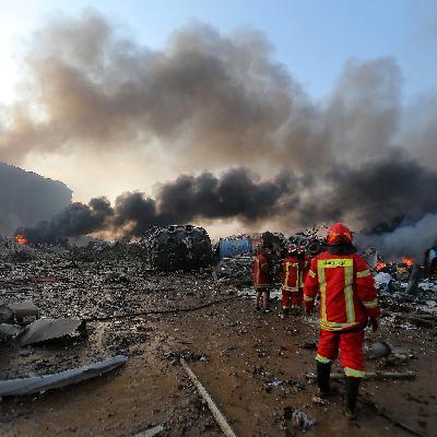 O dia seguinte no Líbano: a difícil busca por sobreviventes em meio à falta de recursos básicos