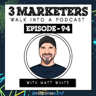 094: Get More Clients The Stop Selling Start Helping Way [Matt White]