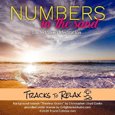 Numbers In The Sand Sleep Meditation