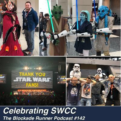 Celebrating SWCC - The Blockade Runner Podcast #142